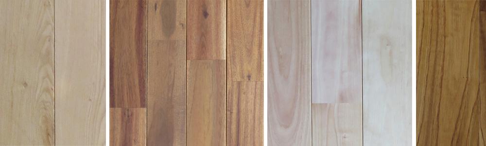 リボス塗装 床材サンプル