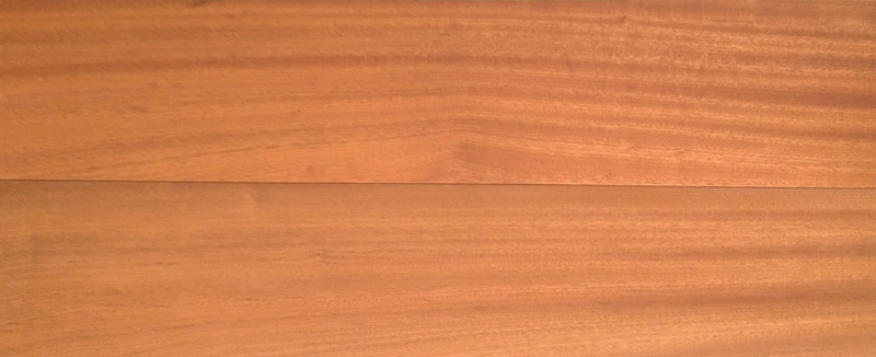 複合フローリング サペリ オイル塗装