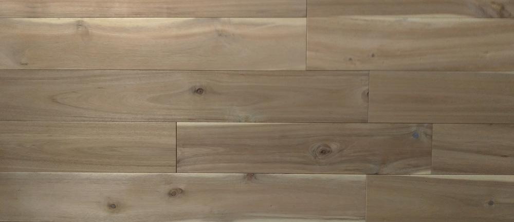アカシア 乱尺 120幅 無塗装