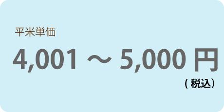 平米4001円~5000円(税込)以下の商品一覧へ