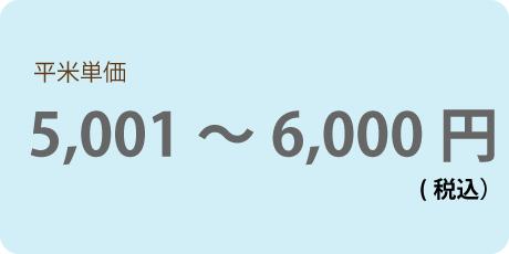 平米5001円~6000円(税込)以下の商品一覧へ